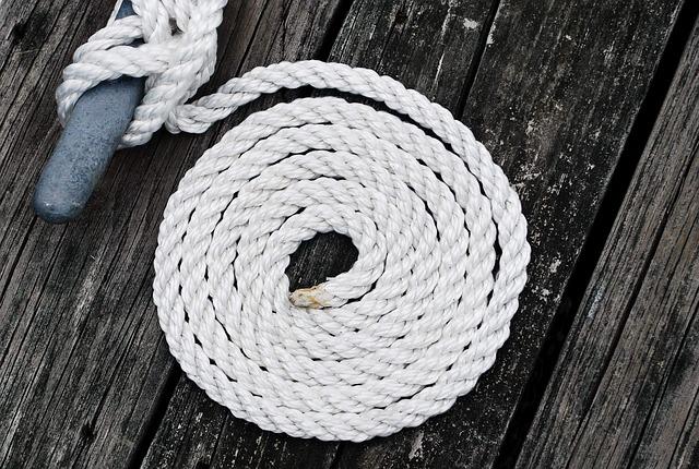 stočené lano