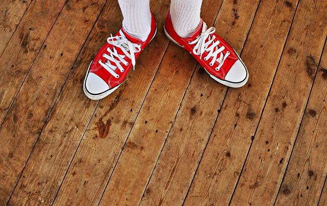 ponožky v teniskách