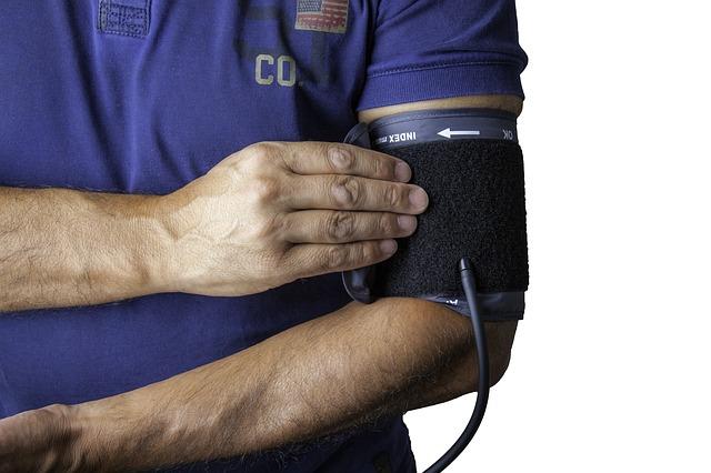 monitor krevního tlaku