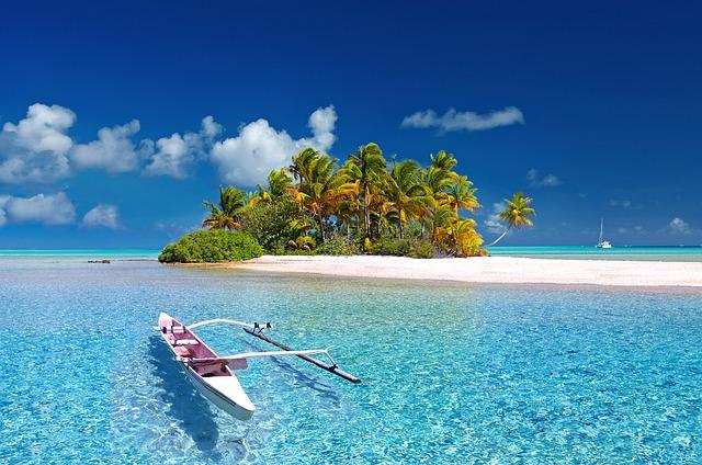 tahiti jižní moře